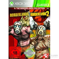 Borderlands 1&2 Double Pack Xbox 360