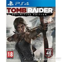 Tomb Raider Definitive Edition PS4 Oyun