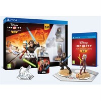 Disney Ps4 Infinity 3.0 Star Wars Starter Pack