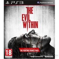 Bethesda The Evil Within Ps3 Oyun