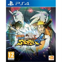 Naruto Shippuden Ultimate Ninja Storm Ps4