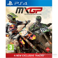 MXGP The Official Motocross Videogame PS4