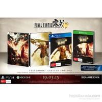 Final Fantasy Type 0 Hd Steelbook Lim Edt PS4