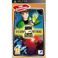Bandai Namco Psp Ben 10 Alien Force Vılgax Attacks