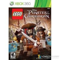 Disney Lego Pirates Of The Caribbean Xbox 360