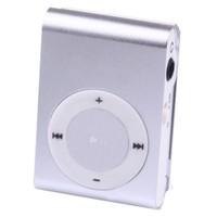 Goldplay Gp-1001 4 Gb Mini Mp3 Player Gümüş + Beyaz Subzero Ms-200 Kulaklık