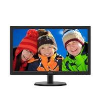 "Philips 223V5LHSB2/01 21.5""5ms (Analog+HDMI) Full HD Led Monitör"