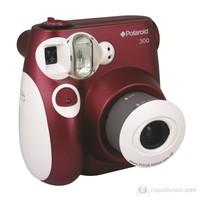 Polaroid 300 Instant Analog Fotoğraf Makinesi Kırmızı