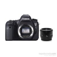 Canon Eos 6D + 50Mm F 1.8 + Çanta + 16 Gb Hafıza Kartı