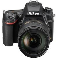 Nikon D750 Body Dijital Slr Fotoğraf Makinesi + 24-120Mm F/4G Vr Lens Kit (İthalatçı Garantili)