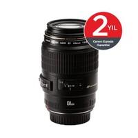Canon EF 100mm f/2.8 Macro USM Objektif