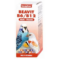 Beaphar Beavit B6/B12 Kuş Vıtamini 50 Ml