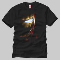 Iron Man Face Erkek Tişört