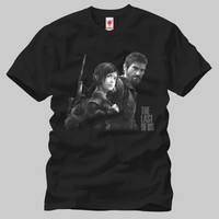 The Last Of Us Bw Erkek Tişört