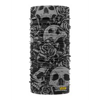 Bandanax Ultimate Skull N Rose Bandana