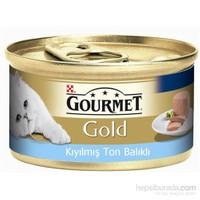 Purina Gourmet Gold Kıyılmış Ton Balıklı Konserve Yaş Kedi Maması 85 Gr (1 Adet )
