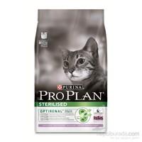 Pro Plan Tavuklu Hindili Kısırlaştırılmış Kuru Kedi Maması 3 Kg