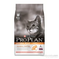 Pro Plan Cat Derma Plus Hairball Control Salmon 1,5 Kg