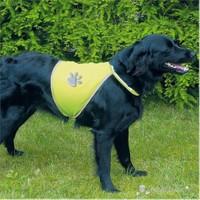 Trixie Köpek Fosforlu Güvenlik Yeleği, M