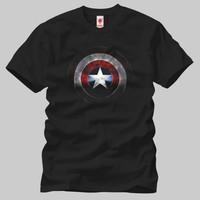 Captain America Shield Erkek Tişört