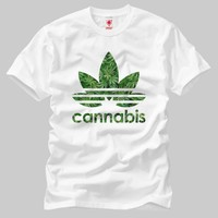 Cannabis Erkek Tişört