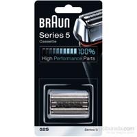Braun 5 Serisi Tıraş Makinesi Yedek Başlığı Folyo ve Kesici Bıçak 52S
