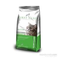 First Class Tavuk Etli Pirinçli Kısırlaştırılmış Yetişkin Kedi Maması 2 Kg