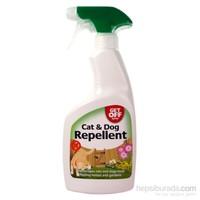 Vapet Get Off Spray Kedi ve Köpek Uzaklaştırıcı Sprey 500 ml: