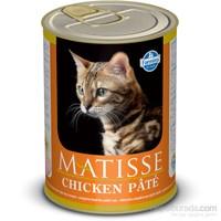 Matisse Tavuk Etli Pate Konserve Kedi Maması 400 Gr