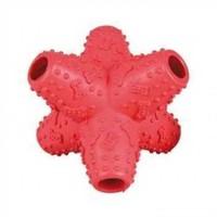 Trixie köpek oyuncağı , natürel kauçuk 9cm Renkli