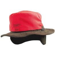 Hart Blz5 Su Geçirmez Çift Taraflı Kulaklıklı Avcı Şapkası