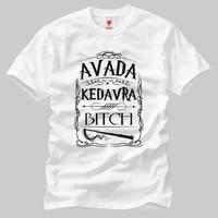 Crazy Harry Potter Avada Erkek T-Shirt
