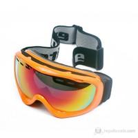 Evolite Snow Kayak Gözlüğü Turuncu