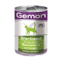 Gemon Sterilised Kısırlaştırılmış Tavşanlı Konserve 415 gr