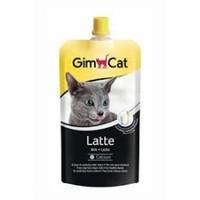 Gimcat Cat Milk Latte - Likit Kedi Sütü 200 ml gk