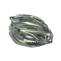 Kask Bisiklet Mv29 Siyah/Kahverengi -M-