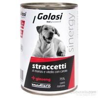Golosi Sinergy Kırmızı Etli Sebzeli Köpek Konservesi 400 Gr