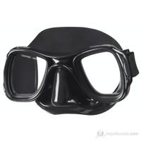 Seac Sub Maske U-Fıt (Sıyah)
