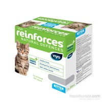 Viyo Reinforces Natural Defences Cat - Kitten 7X30ml Besin Takviyesi