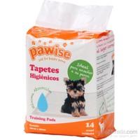 Pawise Tuvalet Pedi ,56*56,14Pcs/Bag