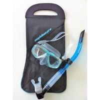 Amphibian Pro Maske + Şnorkel Seti 2