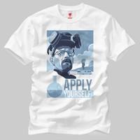 Breaking Bad: Apply Yourself Erkek Tişört