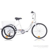 """Bianchi Cargo 24/20"""" 3 Tekerlekli Bisiklet"""