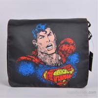 Thrumm Superman Figure Postacı Çantası