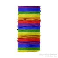 Köstebek Lgbt - Rainbow Saç Bandı