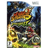 Wii Mario Strikers Charged Football + Wii Axcess Silicon