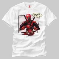 Deadpool: Kick Erkek Tişört