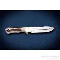 Bora M 412 Safari Geyik Boynuzu Saplı Bıçak