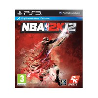 NBA 2K12 (MICHAEL JORDAN) PS3