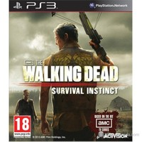 Walking Dead PS3